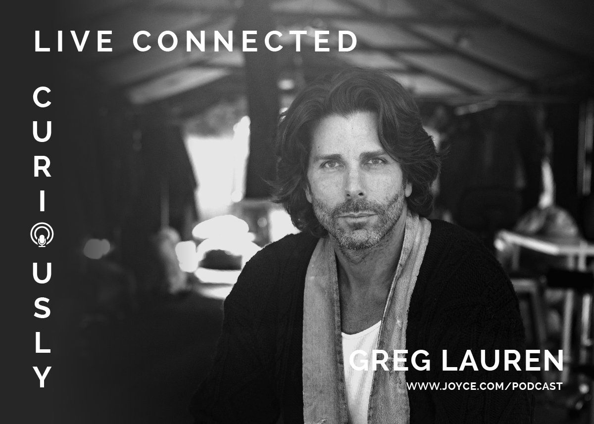 LIVE CONNECTED: GREG LAUREN