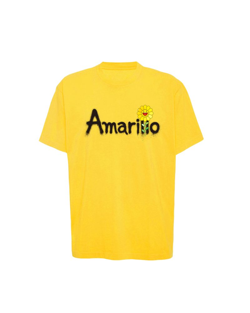 AMARILLO SPRAY TEE (HKD 600)