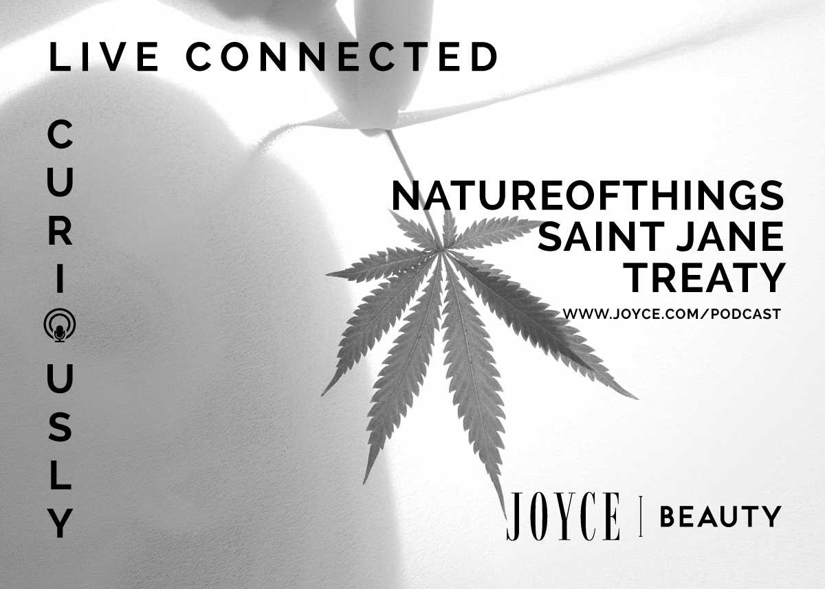 LIVE CONNECTED: CBD BEAUTY