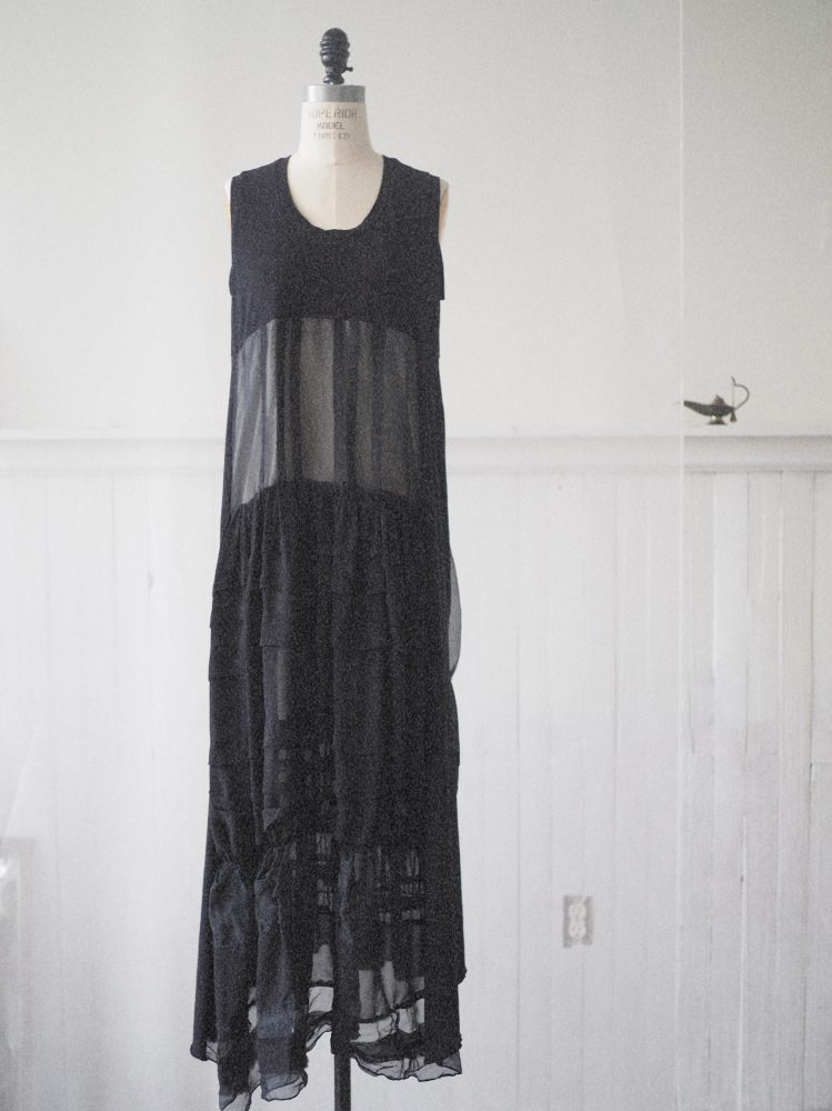 SOLSTICE DRESS BLACK
