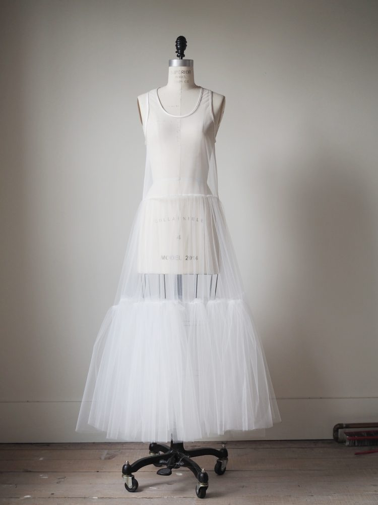 OFF-WHITE CRINOLINE