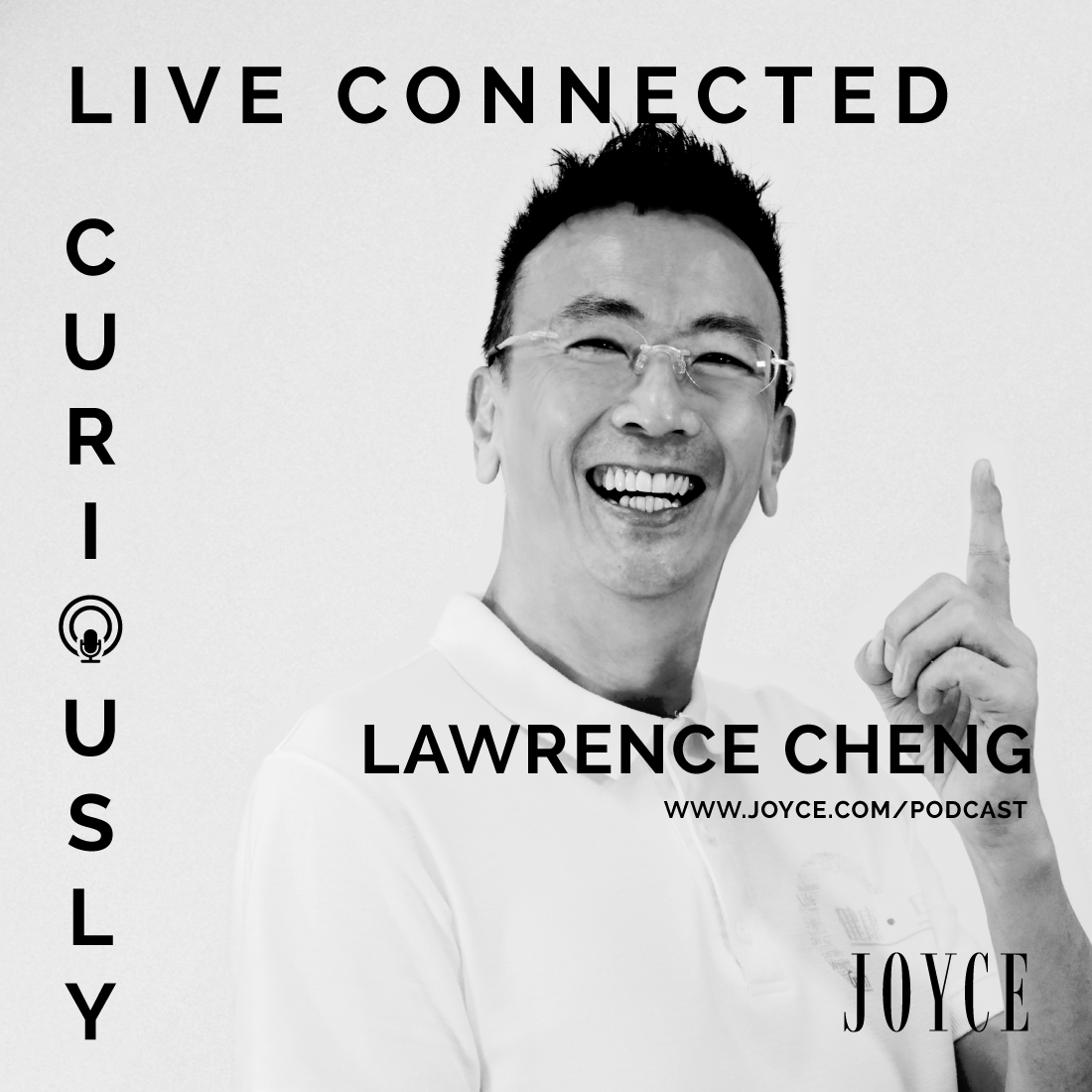 LIVE CONNECTED: LAWRENCE CHENG
