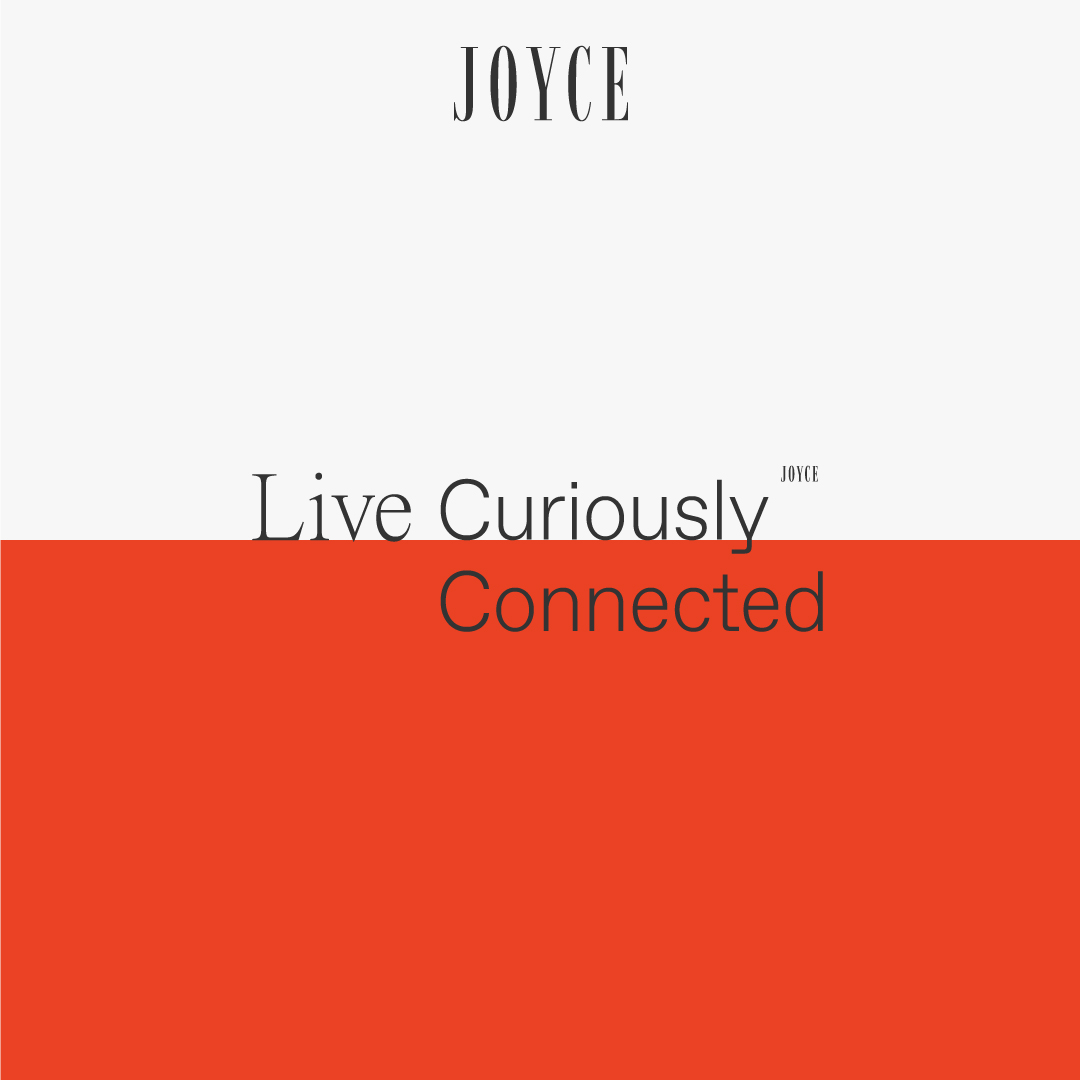 JOYCE LIVE CURIOUSLY SEASON 3: LIVE CONNECTED