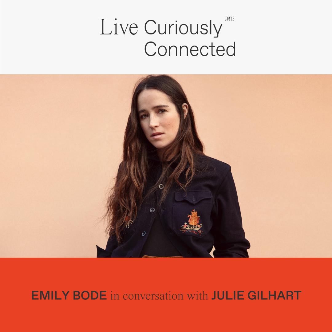 LIVE CONNECTED: EMILY BODE