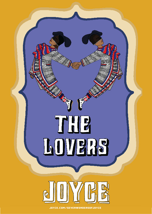 (English) JOYCE's Third Wonder is the Lovers