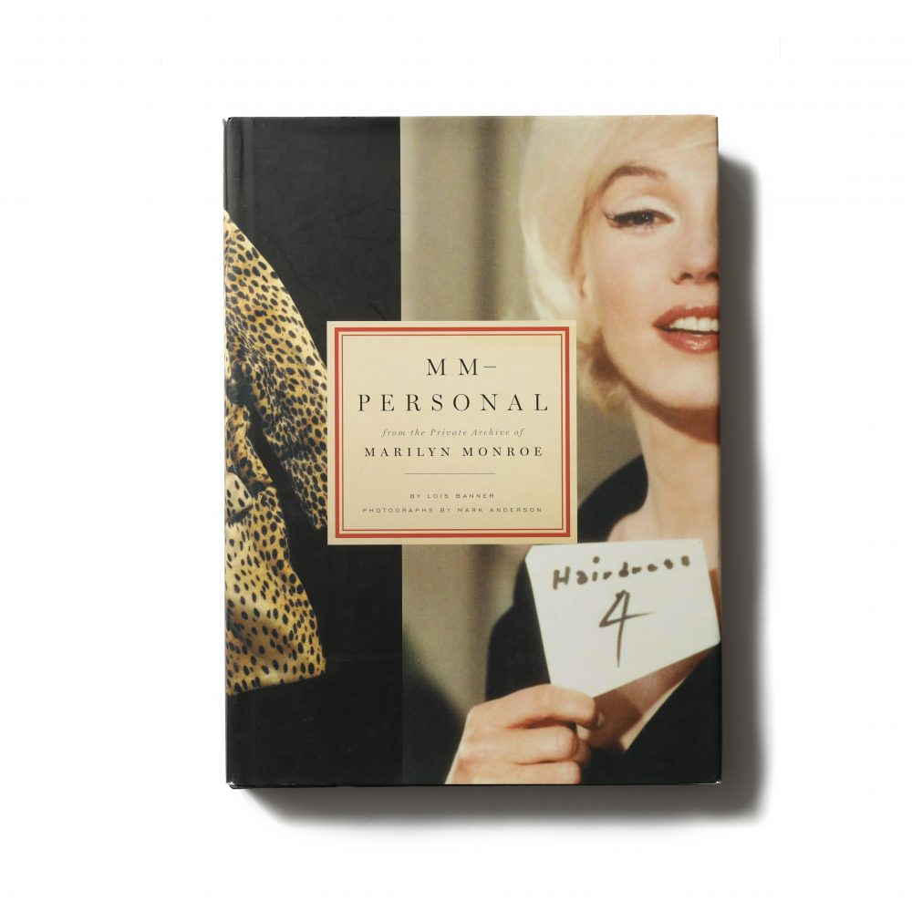 MM–personal: From the Private Archive of Marilyn Monroe – Lois Banner
