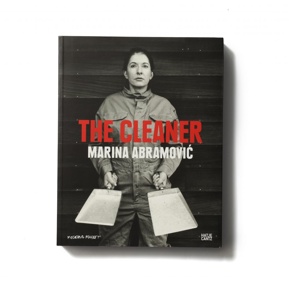 Marina Abramovic: The Cleaner – Marina Abramovic