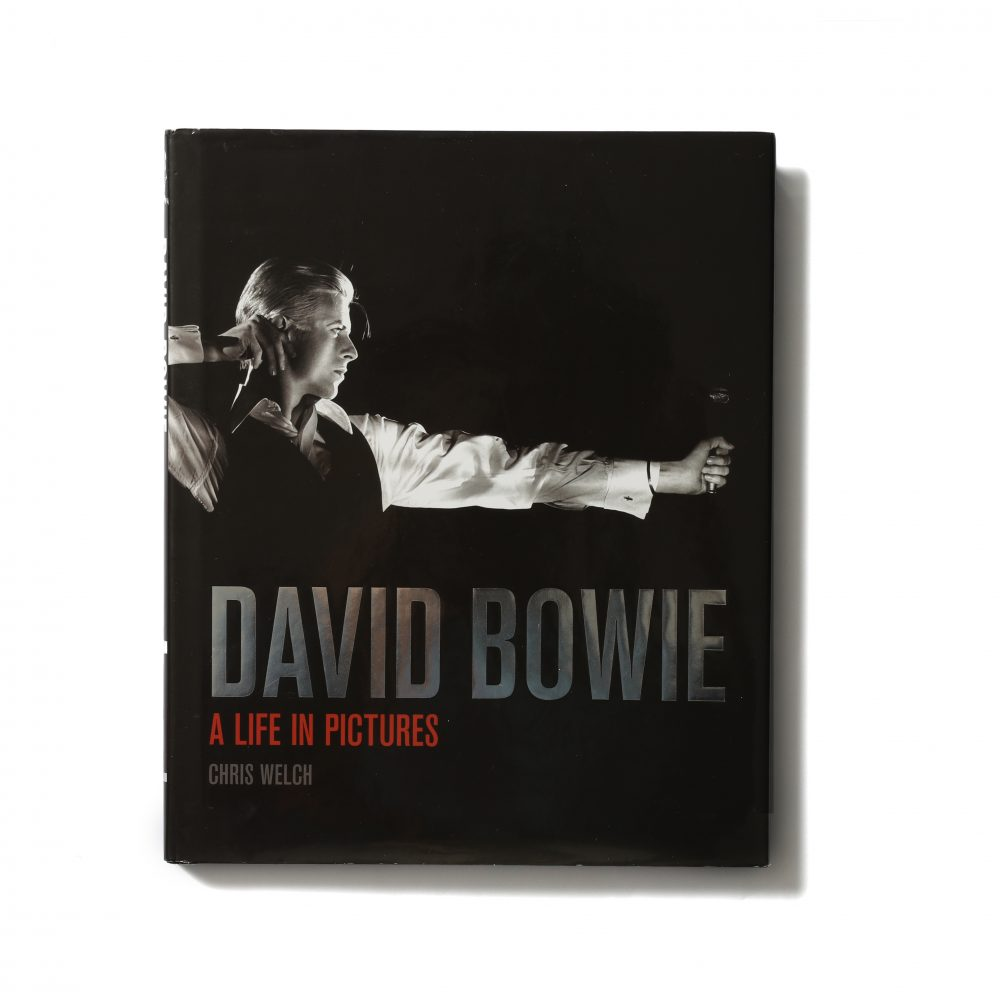 David Bowie: A Life in Pictures – Chris Welch